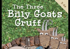 Screen grab of The Three Billy Goats Gruff
